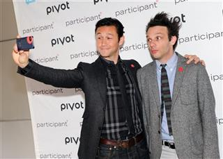 Joseph Gordon-Levitt, Jared Geller