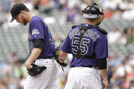 Adam Ottavino , Ramon Hernandez