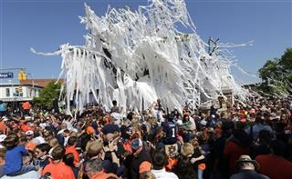 Auburn Spring Football