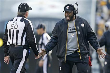 Mike Tomlin, Mike Weir