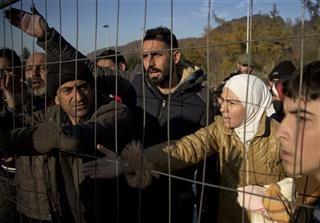 Slovenia-Overwhelmed by Migrants