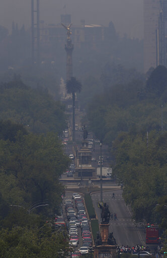 Mexico Pollution Alert