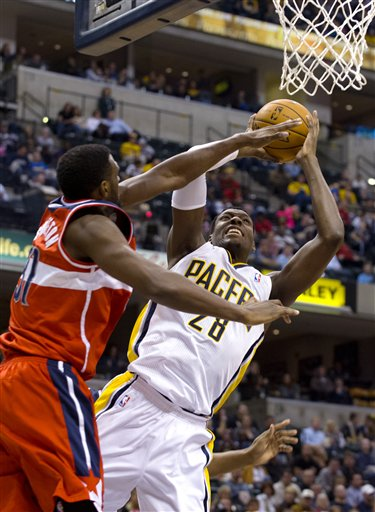 Ian Mahinmi, Chris Singleton