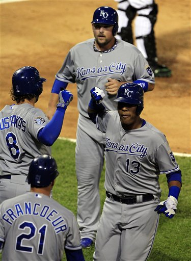 Salvador Perez