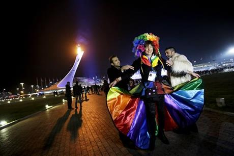 IOC defends Monday's removal of gay activist