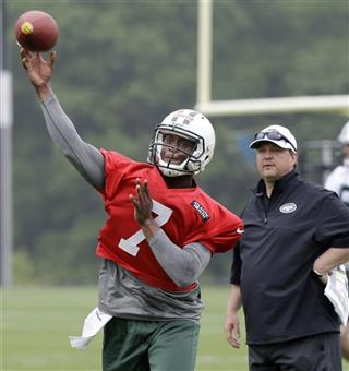 Geno Smith, Marty Mornhinweg
