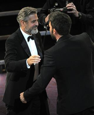 Ben Affleck, George Clooney