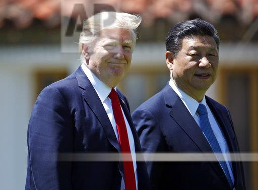 Trump US China