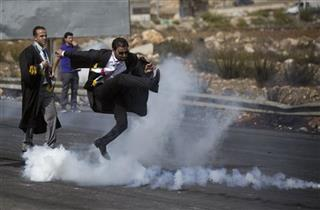 MIdeast Palestinians Lawyer Iconic Image