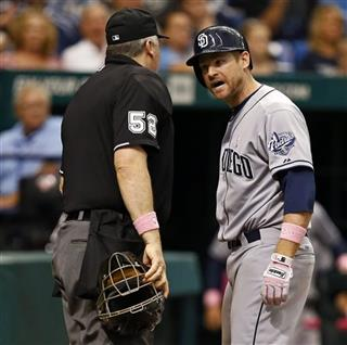 Bill Welke, Chase Headley