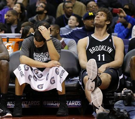 Deron Williams, Brook Lopez