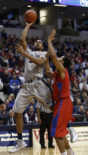 Dayton Xavier Basketball