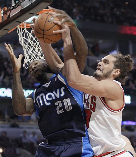 Dominique Jones, Joakim Noah