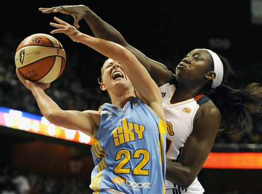 Tina Charles, Courtney Vandersloot