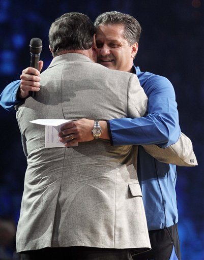 John Calipari, Joe B. Hall