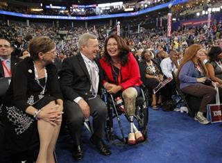Dick Durbin, Tammy Duckworth
