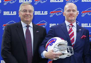 Bills McDermott Football