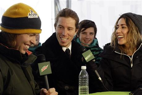 Kevin Pearce, Shaun White