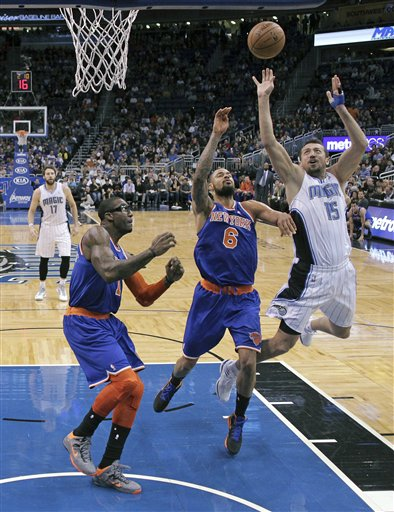 Hedo Turkoglu, Tyson Chandler, Amar&#039;e Stoudemire
