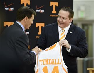 Tennessee Tyndall Basketball
