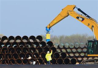 Oil Pipeline Construction