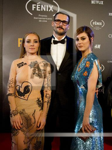 Mexico Iberoamerican Fenix Film Awards Red Carpet
