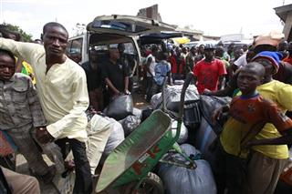 Nigeria-Immigration Arrests
