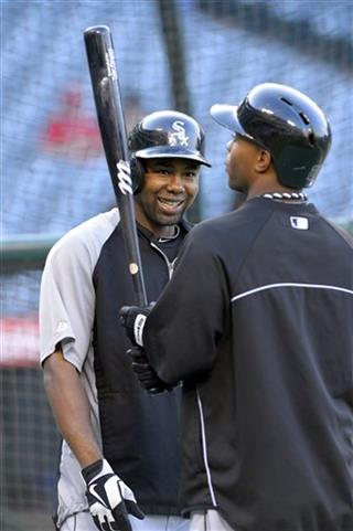Alejandro De Aza, Dewayne Wise