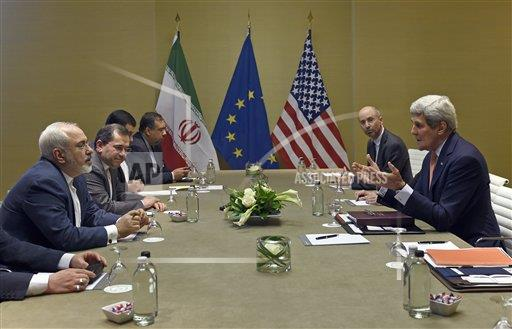 Switzerland US Iran Nuclear Talks