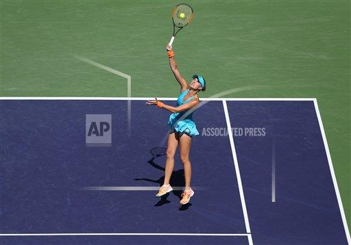 SPWIRE AP S TEN CA United States 275456 TENNIS: MAR 16 BNP Paribas Open