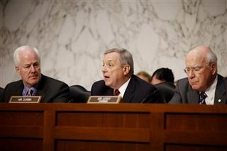 Richard Durbin, John Cornyn, Patrick Leahy
