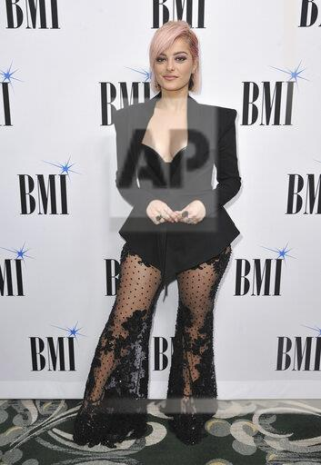 67th Annual BMI Pop Awards - Arrivals