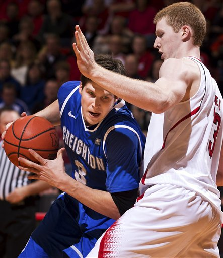 Doug McDermott (3), Brandon Ubel