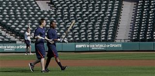 Chris Johnson, Justin Upton
