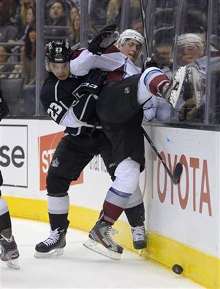 Dustin Brown,Tyson Barrie