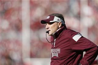 Mississippi St Alabama Football