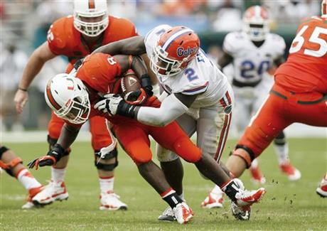 Florida Miami Football