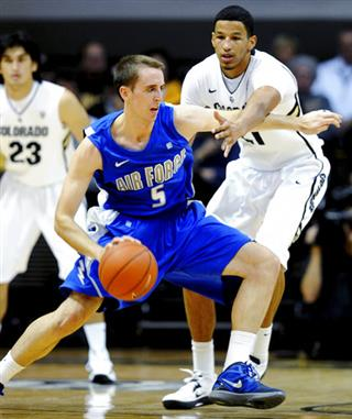 Air Force Colorado Basketball