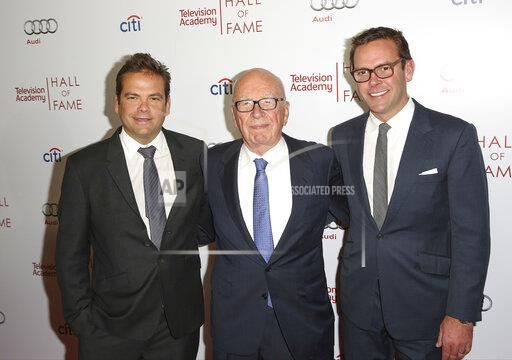 James Murdoch Resigns From News Corp. Board