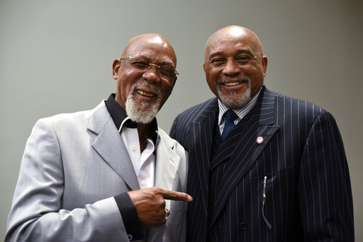 Olympian Tommie Smith applauds athletes' social activism