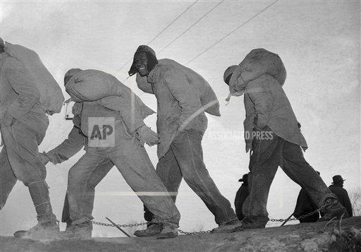 Watchf Associated Press Domestic News  Tennessee United States APHS125397 Memphis Chain Gang