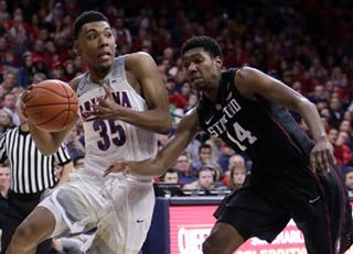 Stanford Arizona Basketball