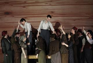 Opera Review David et Jonathas
