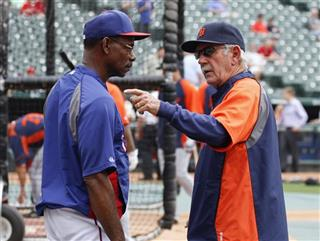 Ron Washington, Jim Leyland