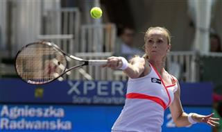 Agnieszka Radwanska, Magdalena Rybarikova
