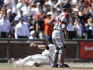 Angel Pagan, Kurt Suzuki