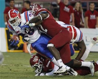 Louisiana Tech New Mexico St Football