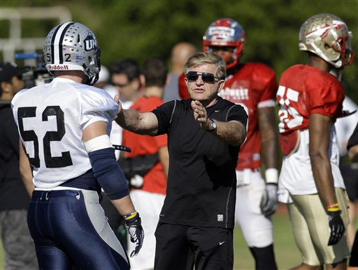 Jerry Glanville, Matt Evans
