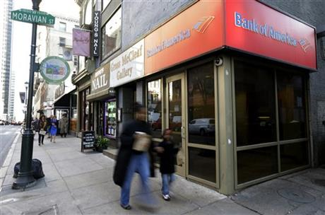 Fewer Bank Failures