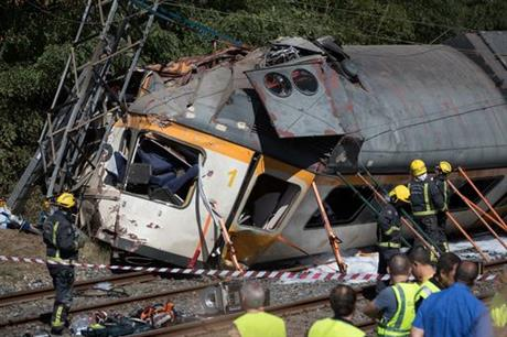 Spain Train Crash